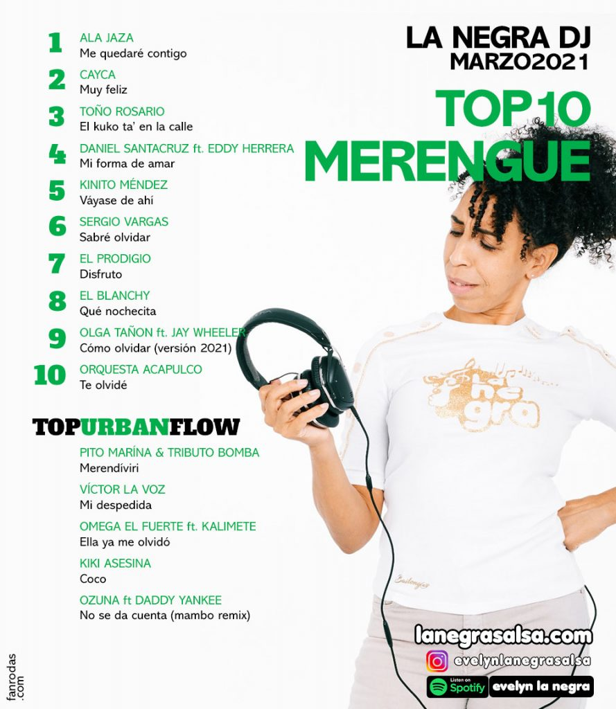 top10-DE-MUSICA-MERENGUE-MARZO-2021-la-negra