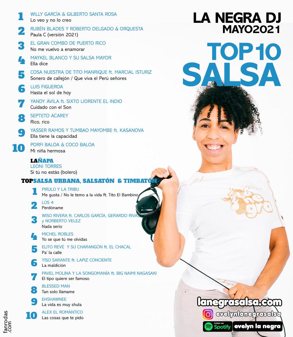 top10-DE-MUSICA-SALSA-MAYO-2021-la-negra